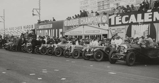Circuit des 24 H du Mans