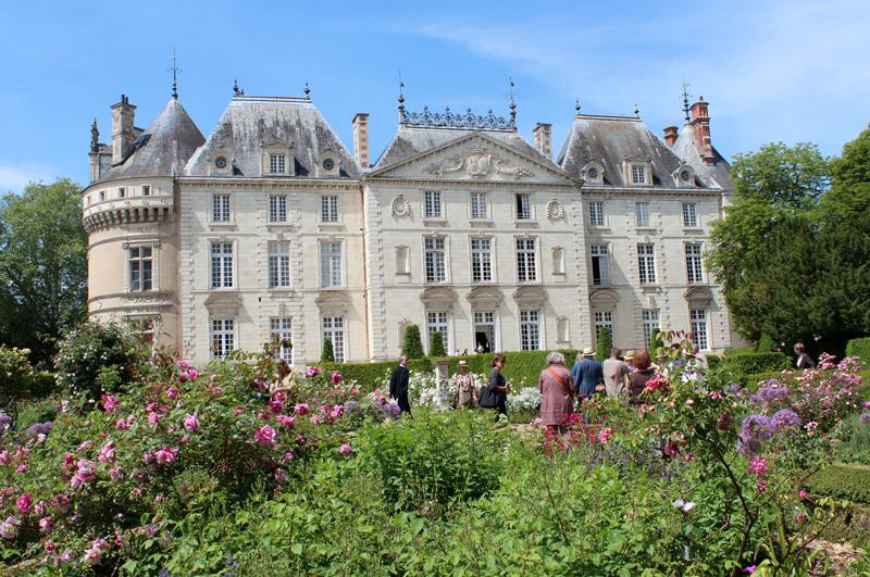 Visite du château du Lude